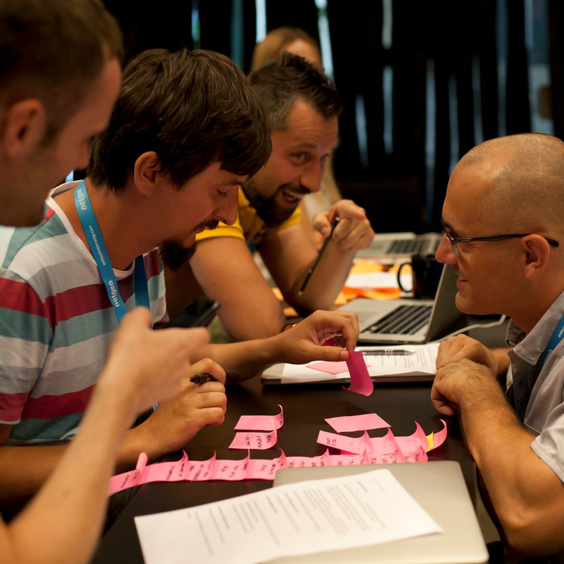 Web Summer Camp 2016 highlights